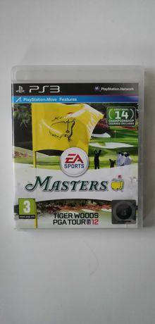 EA Masters PGA Tour 12 / PS3 / IDEAŁ / 3xA