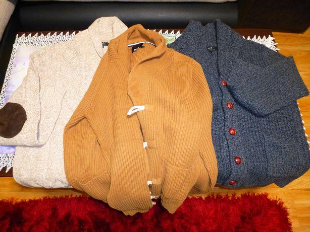 Swetry, sweter, 3 Sztuki XXL Wyrób Francja Jak Nowe Polecam Wysyłka