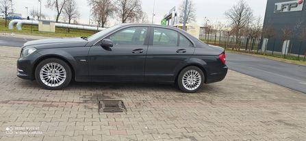 Mercedes W204 CDI 2.2 120 km BARDZO zadbany, NISKI PRZEBIEG !