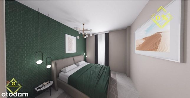 Podjasnogórska/ 60,59m2/ 3 pokoje /balkon 29,16 m2