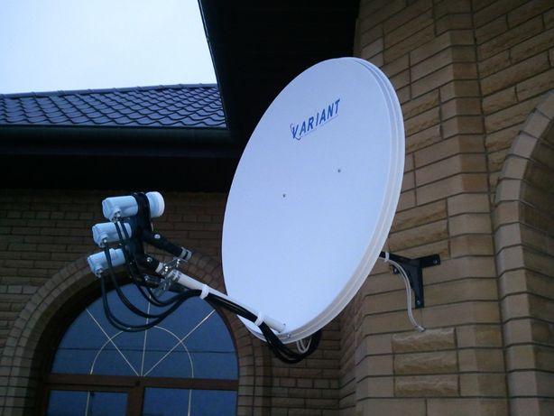Спутниковое ТВ, антенны, тюнера, установка, ремонт, настройка Т2
