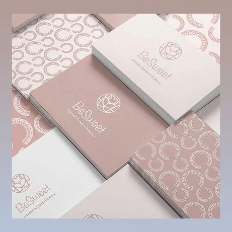 Графический дизайн, логотип, бирки, открытки, иллюстрации
