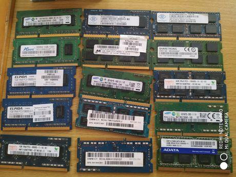 Оперативная память на ноутбуки