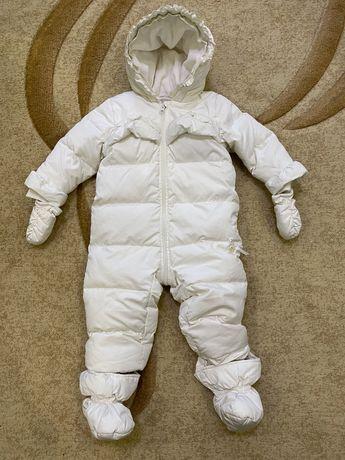 Зимовий комбінезон Chicco 74 розмір