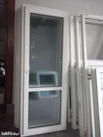 Okna Pcv Balkon 870X2290 z Demontażu z Niemiec !