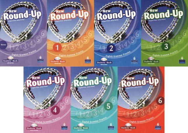 New Round Up: Starter, 1, 2, 3, 4, 5, 6