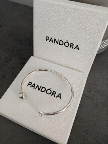 Bransoletka Pandora Bangle rozmiar 17