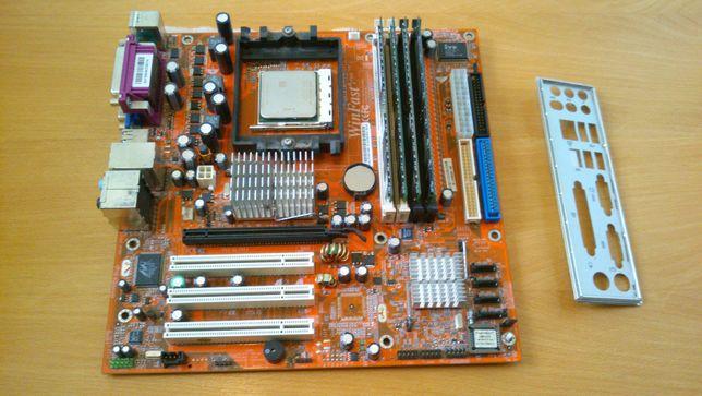 Материнская плата Foxconn 6150K8MA комплект