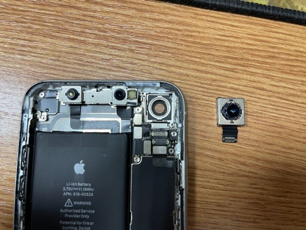 iPhone Xr Камера основная / фронтальная