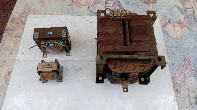 Трансформаторы разных типов