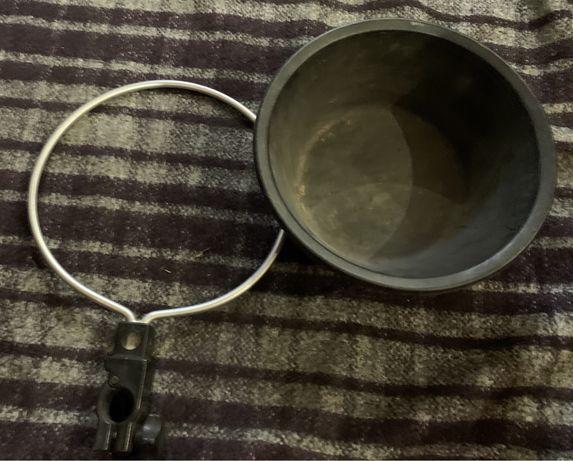 Miska do wody z uchwytem