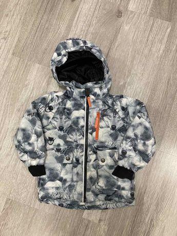 Куртка термо hm, h&m. зима