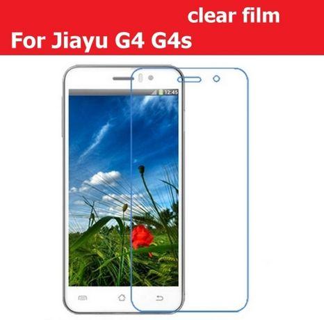 Глянцевая Плёнки для Jiayu G4 G4S G4C защитная пленка