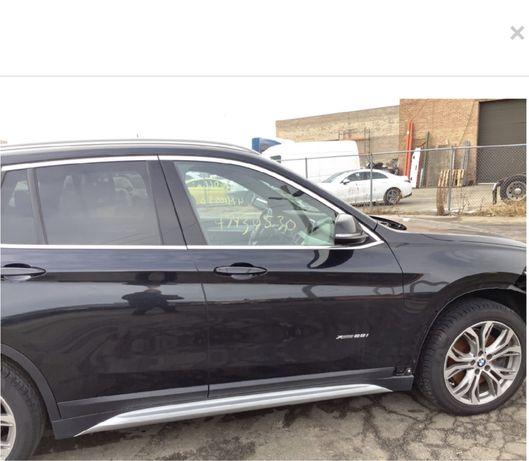 Пороги, накладки молдінги на двері, задні арки F48 BMW X1. В наявності