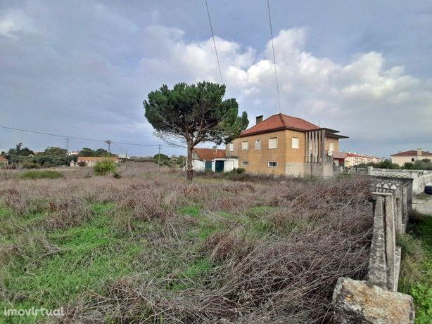 Moradia V4 c/ terreno e anexos - Cartaxo - 40 min de Lisboa