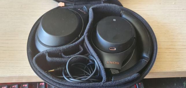 Sony WH-1000XM3 Słuchawki bezprzewodowe ANC Idealne