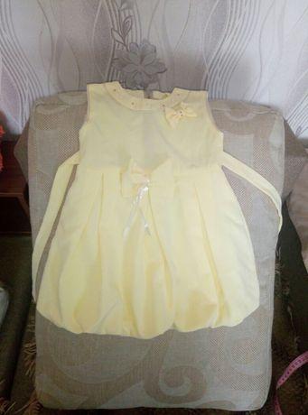 Платье детское рост 104