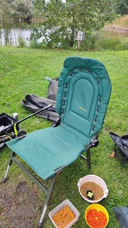 Fotel wędkarski plus gratisy