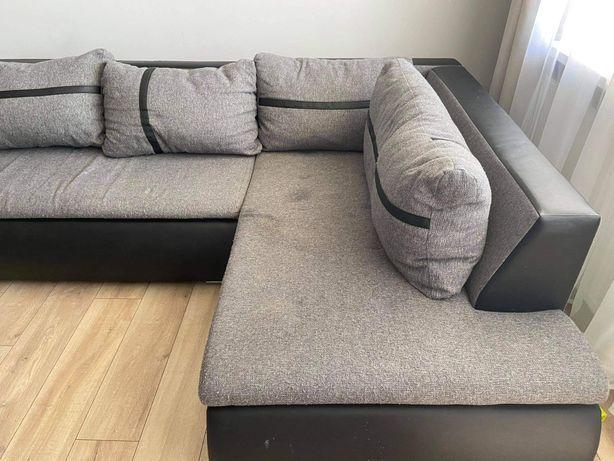 Sofa, kanapa, łóżko, narożnik rozkładany