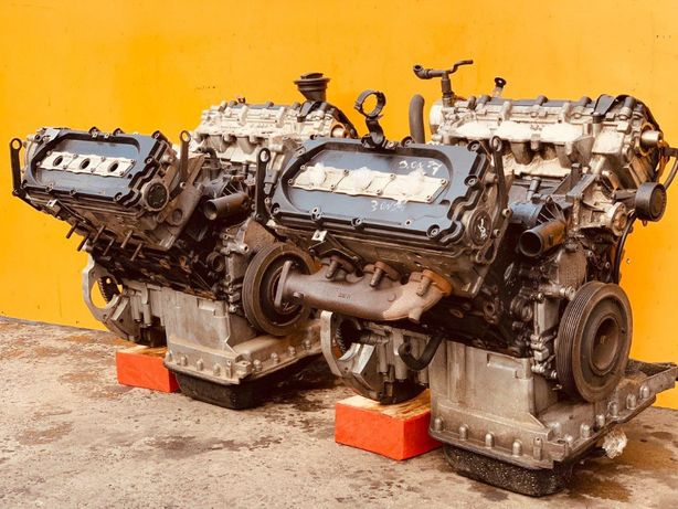 Двигатель двигун мотор VW Touareg Audi Q7 3.0 TDi BKS BUG блок голова