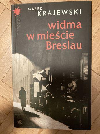 Widma w miescie Breslau Krajewski