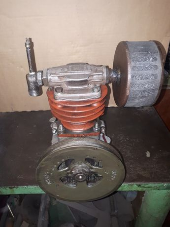 TANIO! Sprężarka kompresor ursus + Pompa hydrauliczna GRATIS