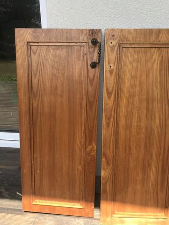 Drewniane Szafki kuchenne, drzwiczki,fronty szafek,Meble kuchenne