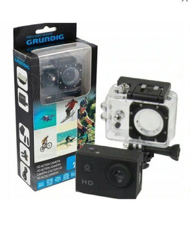 Kamera sportowa GRUNDIG HD 720p Wodoodporna