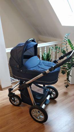 Wózek dziecięcy 2w1 - Baby Design