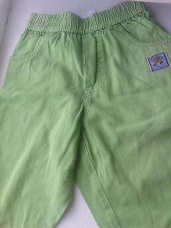 облегченные, под микровельвет штанишки на ребенка 1-2 годика
