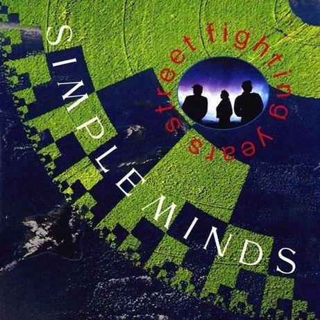 Płyta winylowa Simple Minds – Street Fighting Years