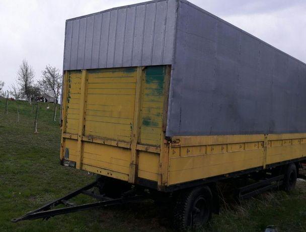 Причіп KRONE вантажний