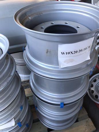 Felga rolnicza W10 x 20 Nowa Pronar R20 - 8 szpilek