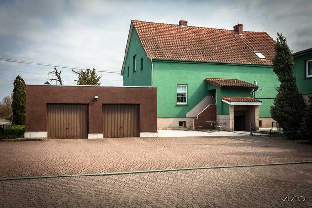 dom oraz lokal usługowy