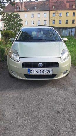 Fiat Grande Punto 1.4 Polski salon! Nowy przegląd! Sprzęgło!
