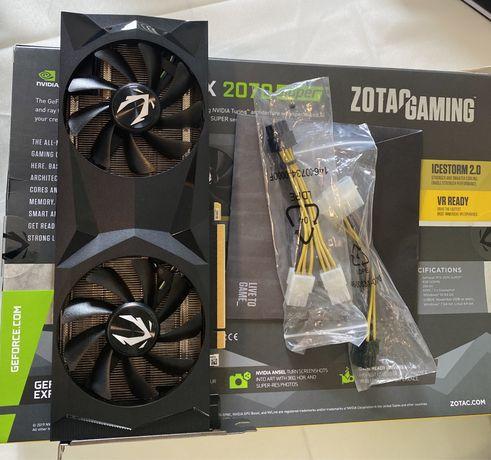 Placa Grafica Nvidia ZOTAC Geforce 2070 SUPER