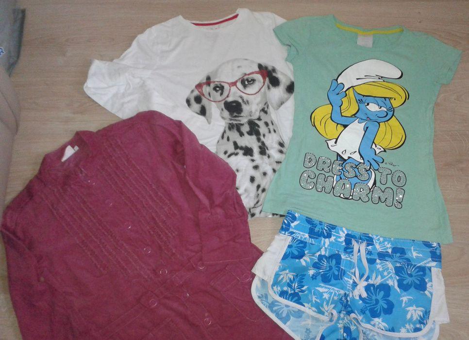 Ubrania 146/152 dziewczęce