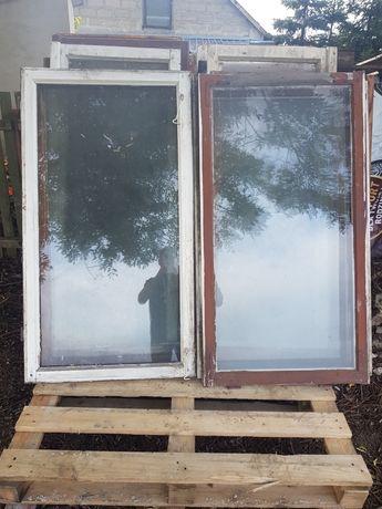 Sprzedam okna drewniane
