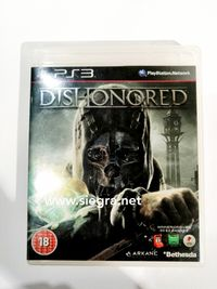 Dishonored ps3 ps3