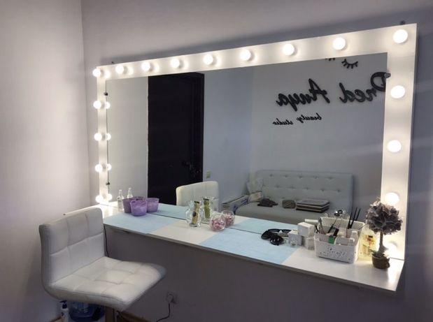 Зеркало для визажиста, бровиста, парикмахера !