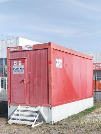 Санитарный контейнер душевой, туалетный аренда продажа