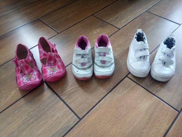 Buty r. 25 dla dziewczynki