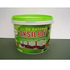Краска до бетону AksilBet, колір-Попелястий ,1л