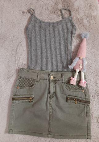 Spódnica mini Reserved rozm XS