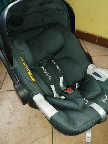 Fotelik samochodowy baby safe york 0-13 kg