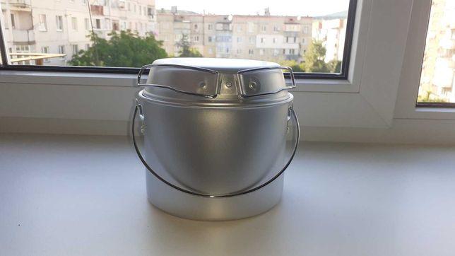 посуда для кемпинга туристическая