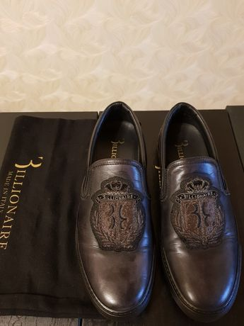 Кроссовки- мокасины billionaire gucci louis Vuitton dolce Gabbana