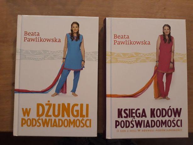 Pawlikowska 2 ksiazki w dżungli księga kodów