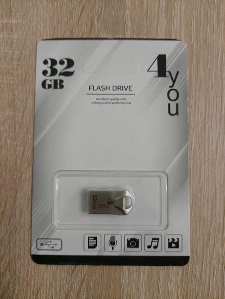 USB flsh / флешка / small / накопичувач пам'яті 32GB метал