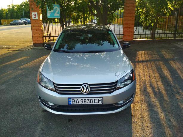 Продам автомобиль Volkswagen Passat b7